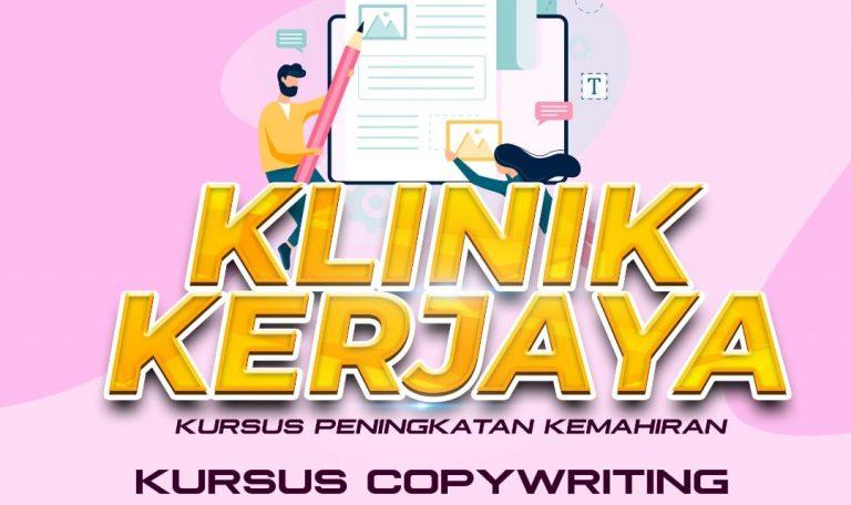 KLINIK KERJAYA : KURSUS COPY WRITING