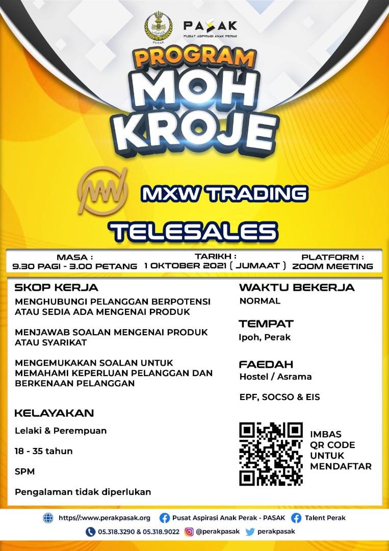 MXW - Telesales