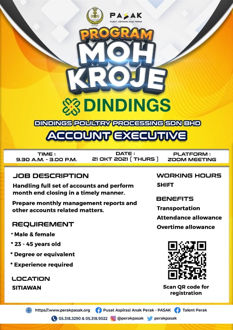 DINDINGS POULTRY PROCESSING SDN BHD