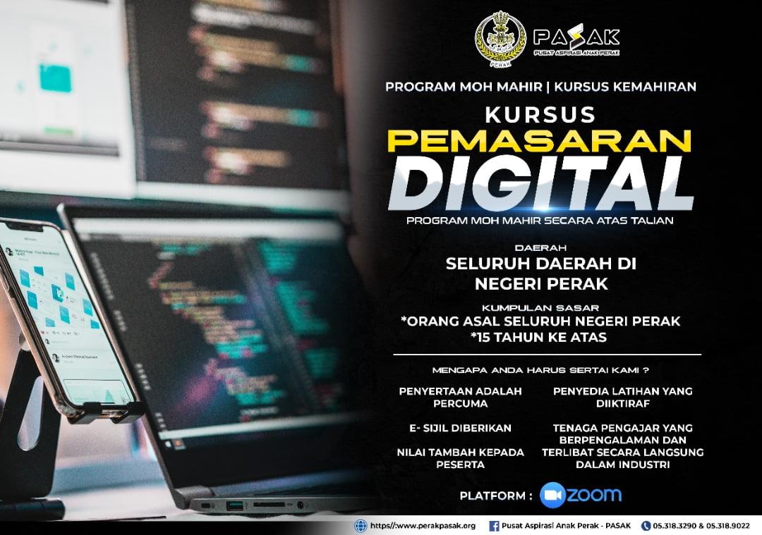 Kursus Pemasaran Digital